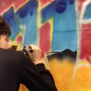 Gift Card Street Art Workshop Paris