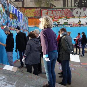 Street Art Team Building