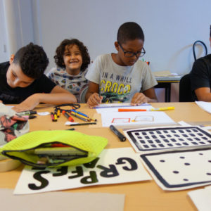 Educationnal Workshop