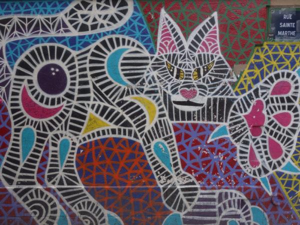 Street Art Tour in Paris
