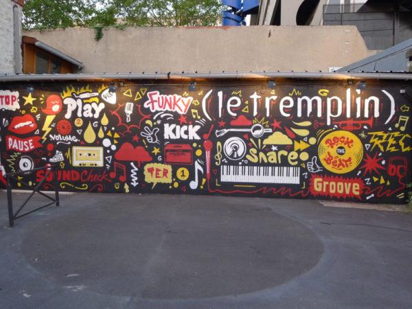 Street Art Frescoes